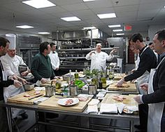 Cooking Classes at Four Seasons Hotel Boston