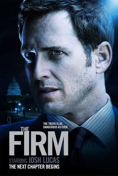 Best show on tv right now! And Josh Lucas is such a great actor and super hot!