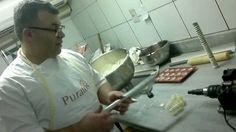 CHOCOLATE BELCOLADE SPRAL DECOR WORK BAYRAM 035