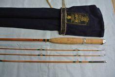 ハーディーパラコナマーベル 1982年製_画像3-Bamboo Fly Rod