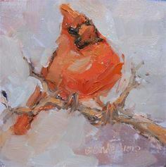 """2014 Christmas Cardinal No.1""   © Brande Arno"