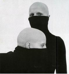 Patricia Faure Unisex fashion by Rudi Gernreich 1970