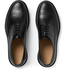A.P.C. - Leather Wingtip Brogues