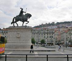 Praca da Figueira: Fig Tree Square, Lisbon
