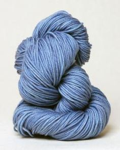 """Beautiful. The color is called """"Heidi."""" Makes me think of blue summer skies."""