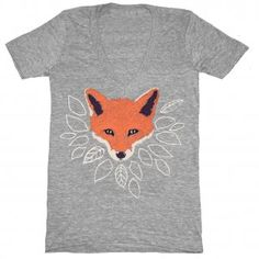 I <3 foxes