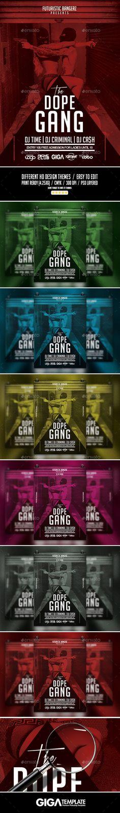 PSD Acehood Rap Hip Hop flyer Template u2022 Only available here - hip hop flyer template