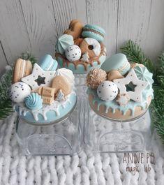 Polymer Clay Creations, Polymer Clay Crafts, Diy Clay, Clay Jar, Clay Mugs, Fondant Dog, Clay Figurine, Decorated Jars, Diy Crafts For Gifts