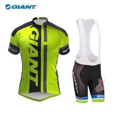 19cffcb28cb New Pro giant Mens Cycling Clothing Ropa Ciclismo Cycling Jersey Cycling  Clothes and Bike bib Shorts