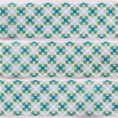 mt Washi Masking Tape deco tape dot pattern blue green 1
