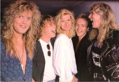 Def Leppard - Def Leppard Photo (28111963) - Fanpop