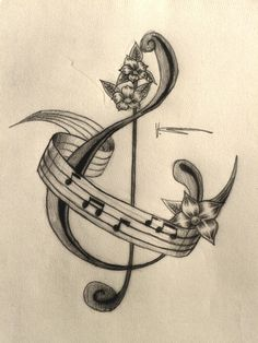music tattoos   Music Tattoo Ideas