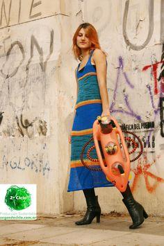 ECOtrip - Vamos a Volar con la Imaginación!  ECOjuguete Nave tripulada por las 3R   + CIELO Vestido tejido  2º Ciclo Producción Sustentable #DiseñoSustentable #Ecodiseño #Ecojuguetes