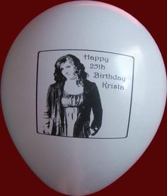Hullaballoo Printing Personalized Balloons in Utah - The balloons I ordered for my son's 1st birthday were a total hit!! They were perfect & beautiful!