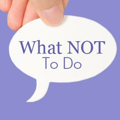 What NOT to Do When Hiring Home Health Care