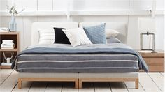 $3,500 + delivery Oslo Bed Frame | Domayne