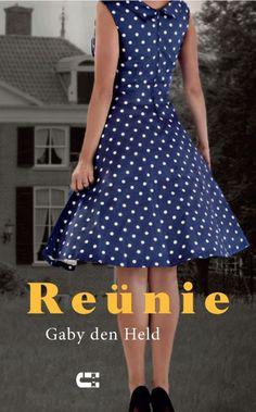 Omslag Reünie, roman van Gaby den Held