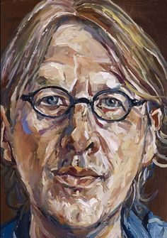 Lewis Miller is one of my favourite portrait painters! He is working on his third piece for me as we speak!