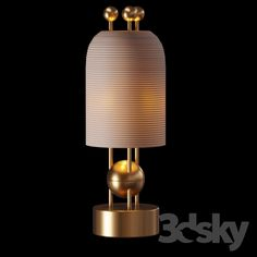 Apparatus Lantern table lamp