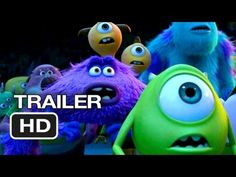 We can't get enough of the DJ monster, which one's your favorite in this new Monsters University Trailer? #MU