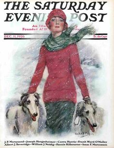 Saturday Evening Post, December 11, 1926 (Haskell Coffin)