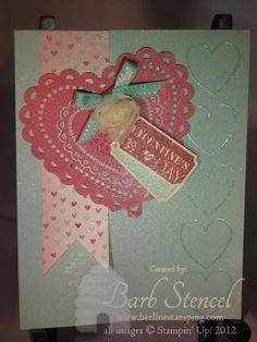 www.beelinestamping.com/hearts a flutter valentine