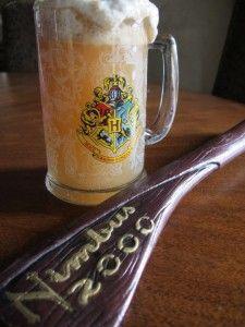 ¿Cómo preparar la cerveza de mantequilla de Harry Potter?