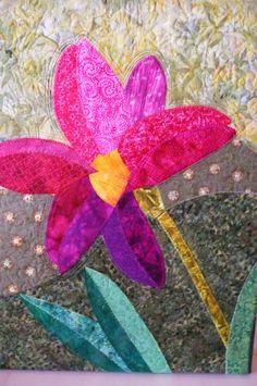 Fabric Art Quilt