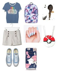 """""""star wars"""" by cocoblair25 on Polyvore featuring Junk Food Clothing, Banana Republic, Accessorize and Kate Spade"""