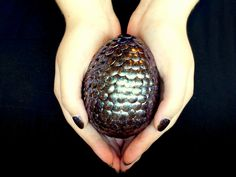 Watch this tutorial to find out how to make your very own dragon egg!