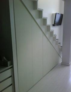 Under Stairs Closet