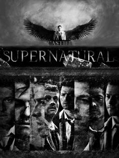 Castiel - Angel of the Lord Poster by Vampiric-Time-Lord.deviantart.com on @deviantART