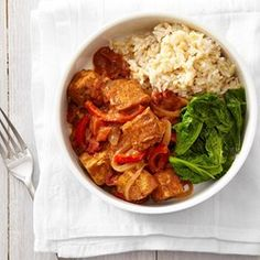 Vegetarian Tikka Masala  - EatingWell.com