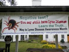 May is Lyme Disease Awareness Month in the US. Go to http://healthaware.org/category/5-may/ for link to more information.