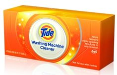 Tide Washing Machine Cleaner FREE Sample