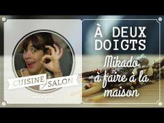 À deux doigts - Mikado maison | Cuisine de Salon