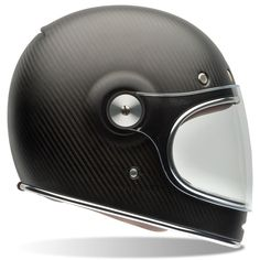 BELL BULLITT CARBON HELMET - MATT CARBON - SIDE