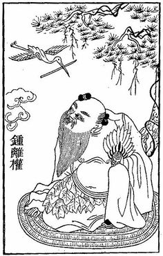 Zhongli Quan is one of the most ancient of the Eight Immortals and the leader of the group. He is also known as Zhongli of Han because he was said to be born during the Han Dynasty. He possesses a fan which has the magical ability of reviving the dead and in some stories, it also can transform stones into silver or gold.