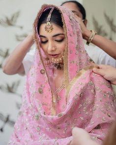 Bridal Suits Punjabi, Punjabi Bride, Punjabi Wedding, Punjabi Couple, Bridal Makeup Looks, Bridal Looks, Indian Bridal Outfits, Bridal Dresses, Indian Dresses