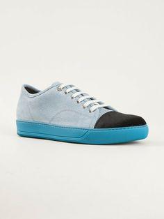 Contrast Sneaker - Lanvin