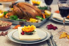 Thanksgiving is only three weeks away! Start planning now to reduce the amount of wasted food, energy and water this holiday can create!