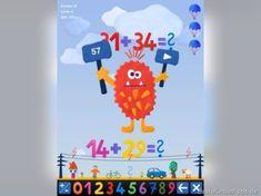 Kopfrechnen - Mathe mit Fallschirm - Lernspiel App für Schüler