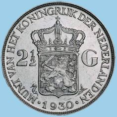 A old Dutch 'rijksdaalder', gulden in the past. World Coins, Old Tv, Sweet Memories, My Memory, Childhood Memories, Netherlands, Dutch, Retro Vintage, The Past
