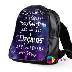 Walt Disney School Bag