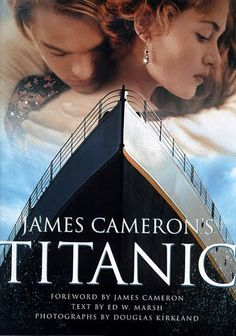Encore -- James Cameron's Titanic / foreword by James Cameron ; book design by Joel Avirom and Jason Snyder. See Movie, Movie Tv, Movies Showing, Movies And Tv Shows, Film Titanic, Films Cinema, Bon Film, Netflix, Chick Flicks