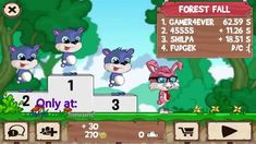 Fun Run 2 Online Hack - Get Unlimited Coins Speed Fun, Forest Falls, App Hack, World Of Tomorrow, Run 2, Thing 1, Game Resources, Game Update, Test Card