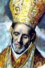 S.Ildefonso, Obispo