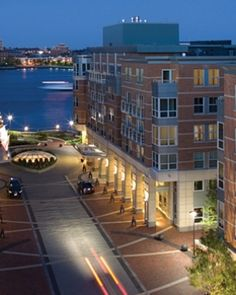 Fairmont Battery Wharf - Boston, Massachusetts . Stayed here in 2011 for My b day with some girl friends! Gorgeous Hotel, Area, Town! ;)