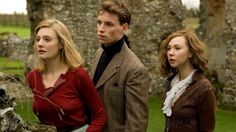 Romola Garai, Eddie Redmayne and Juno Temple in Glorious 39