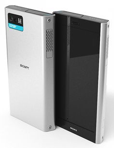 A Sony smartphone concept from 2009.